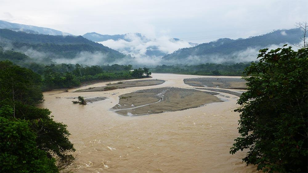 Where the Gods reign. The sacred landscape of the Mandiyaco river. Photo © El Mundo Magico
