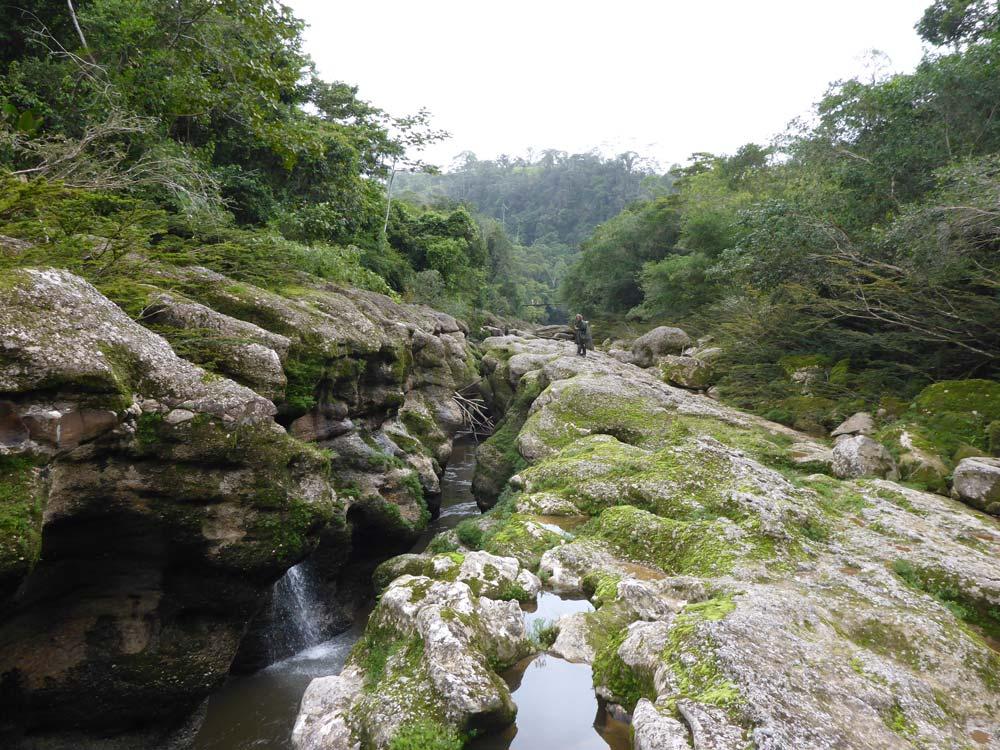 Mandiyaco canyon, in Inga territory, in Putumayo. Photo © El Mundo Magico