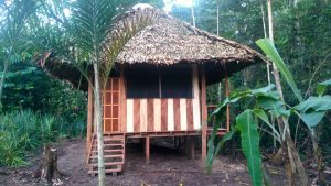 Bungalow in the Ayahuma venue.