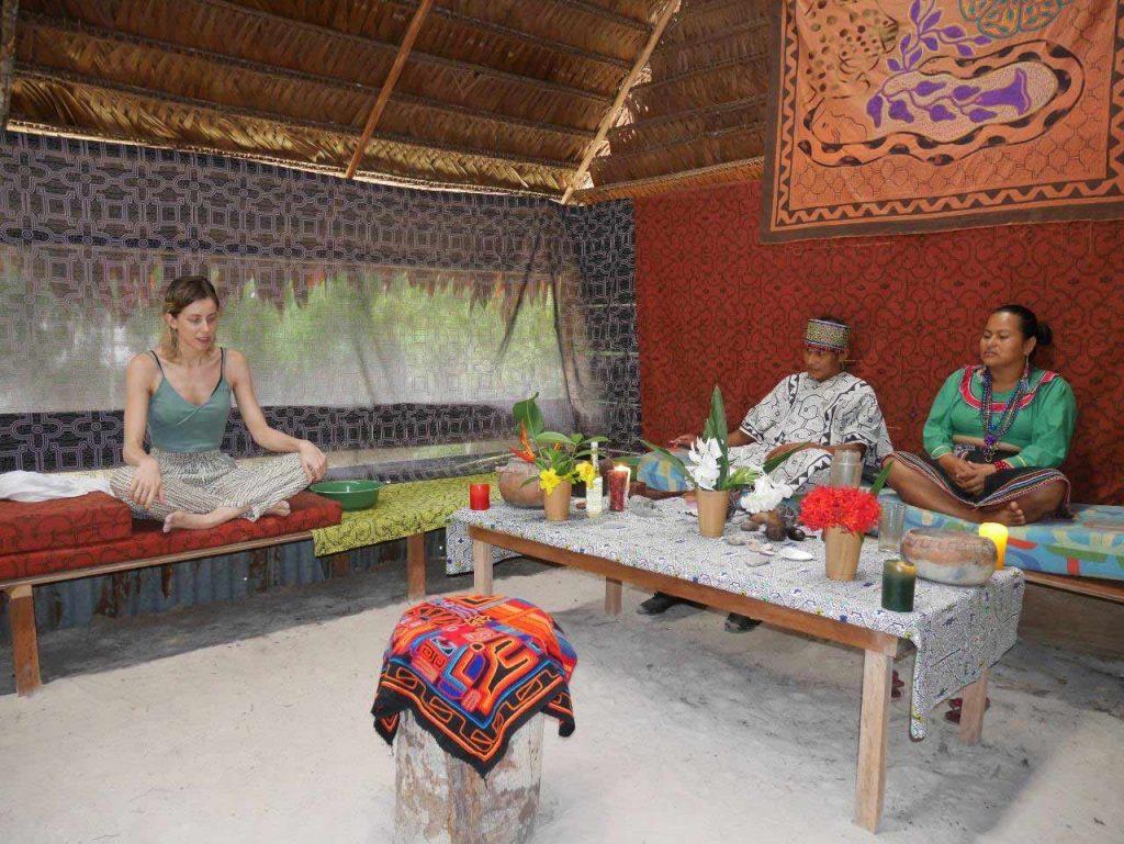Ayahuasca and San Pedro retreat with El Mundo Magico in Peru